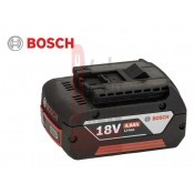 Akkumulátor 18V 4.0Ah - Li-Ion - GSR 18-2 Li fúrógéphez - Bosch (2607336816)