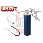 Alvázvédő szórópisztoly 2 db szondával -1.5 L tartály- SATA HRS E/DINOL (207290)