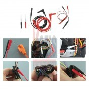 Autóvillamossági tesztkábel - spec tű - készlet (HU31021)