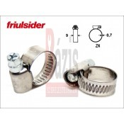 Bilincs Friulsider 10-16 mm - 9 mm W2+ MM - Clampex - (10-16W2FRIU)