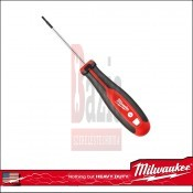 Csavarhúzó lapos 0.4 x 2 x 65 mm - Milwaukee (4932471773)