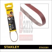 Csiszolószalag 451 x 13 mm P120 korund 3 db - Stanley (STA33381)