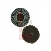 Csiszolótárcsa, lamellás - gyorscsatl. D50 mm P80 - 1 db (CON-32114)