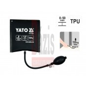 Feszítő légpárna - 150x160x1.3 mm - Yato (YAT-67380)