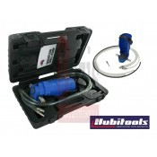 Folyadékpumpa - fúrógépbe fogható - gyorsátfolyású, profi - Hubitools (AB71196)
