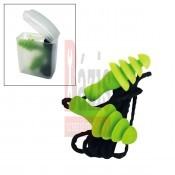 Füldugó, zsinóros, lamellás, mosható - dobozos kivitel (040100819)