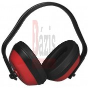 Fülvédő műanyag piros 27dB PW40 ( PW40RER )