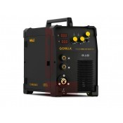 Hegesztő inverter Gorilla PocketMIG 215 XL Aluflux (80POCMIG215)