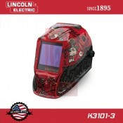 Hegesztő pajzs automata 85x95 mm 5-13 DIN - 4 érz. Mojo Lincoln (3101-3)