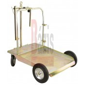 Hordószállító kocsi 200 literes - extra erős (1708003)