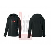 Kabát, polár, 18V akkuval fűthető - L - Flex TJ10.8/ 18.0 (TJ L)