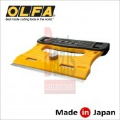 Kaparó OLFA üvegfelületre 130x95 mm + 3 db penge (GSR-1/3B)