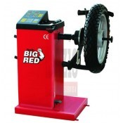 Kerékcentírozó - kerékkiegyensúlyozó gép motorkerékpárokhoz (TRE-108)