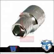 """Lok-Typ Dugókulcs - crowafej 1/2"""" 11 mm 6 lap normál - Welzh (1063-4-WW)"""