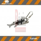 Multifunkciós szerszám, SHARKEY 12in1 - Szürke - True (TU214K)
