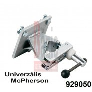 Rugóösszehúzó állványos CSC-hez Adapter: Szorítósatu -Univ.- McPherson (929050)