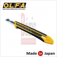 Vágókés OLFA 9 mm törh.penge, automata rögz. - ipari XD (XA-1)